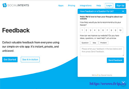Feedback-WordPress-Plugin
