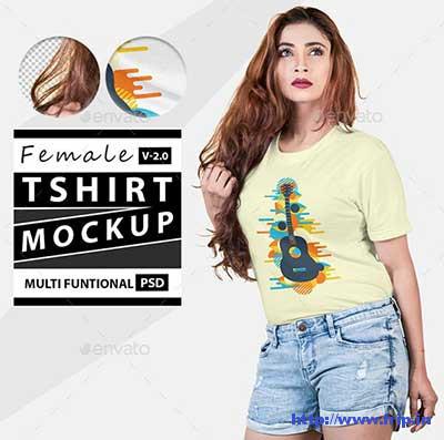 Female-Mockup