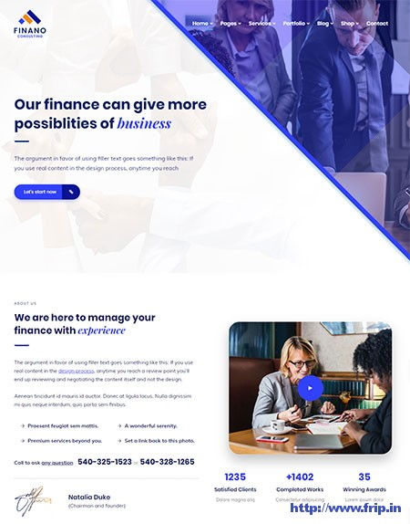Finano-Consulting-Finance-WordPress-Theme