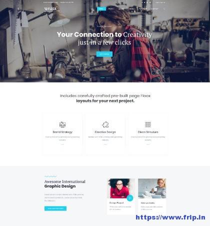 Floox-Multipurpose-WordPress-Theme