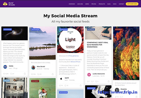 Flow-Flow-Social-Feed-Stream