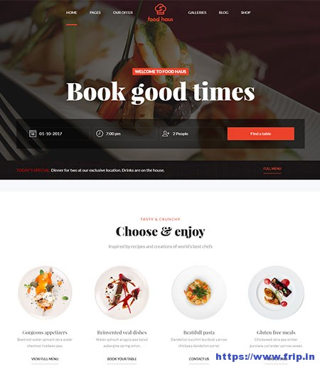 Food-Haus-Restaurant-WordPress-Theme