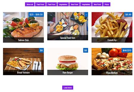 Food-Menu-Pro-For-WordPress