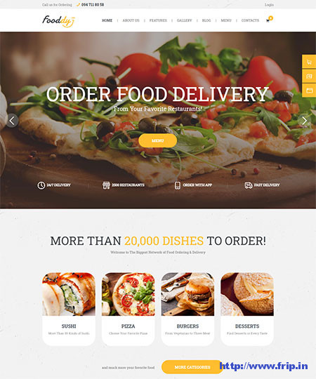 Fooddy-24-7-Food-Ordering-&-Delivery-Theme