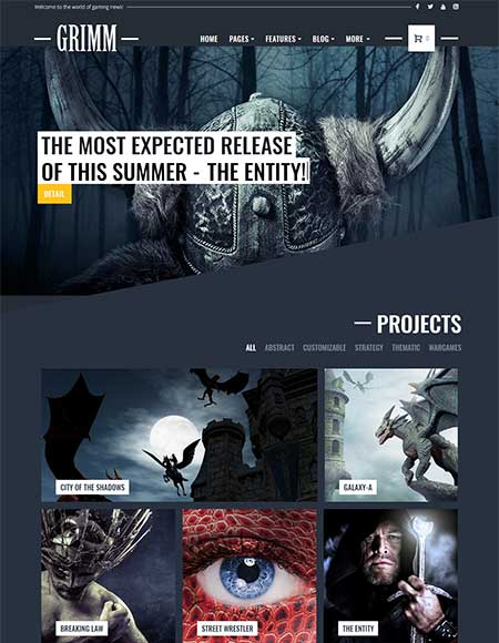 GRIMM-Game-Development-Studio-WordPress-Theme