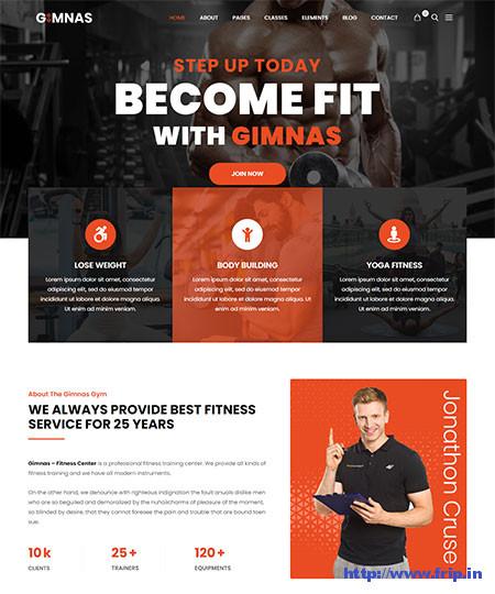 Gimnas-Gym-Fitness-WordPress-Theme