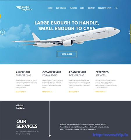 Global-Logistics-Transportation-WordPress-Theme