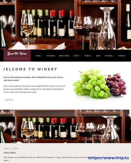 Good-Ol-Wine-WordPress-Theme