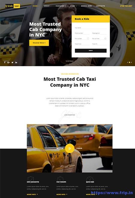 Grab-Taxi-Online-Tax-Service-ThemeGrab-Taxi-Online-Tax-Service-Theme