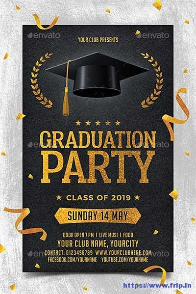 Graduation-Flyer