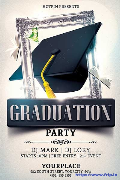 Graduation-Party-Flyer