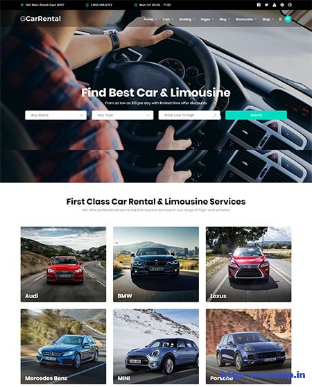 Grand-Car-Rental-WordPress-Theme