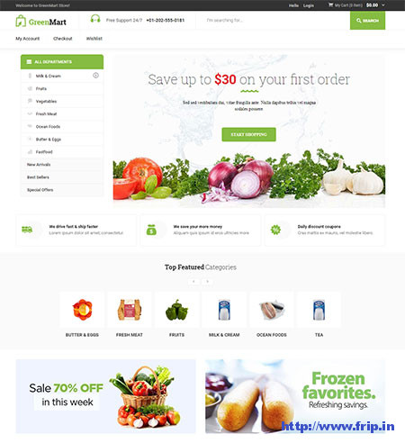 GreenMart-Organic-Food-WooCommerce-Theme