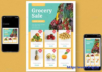 Groceries-Flyer
