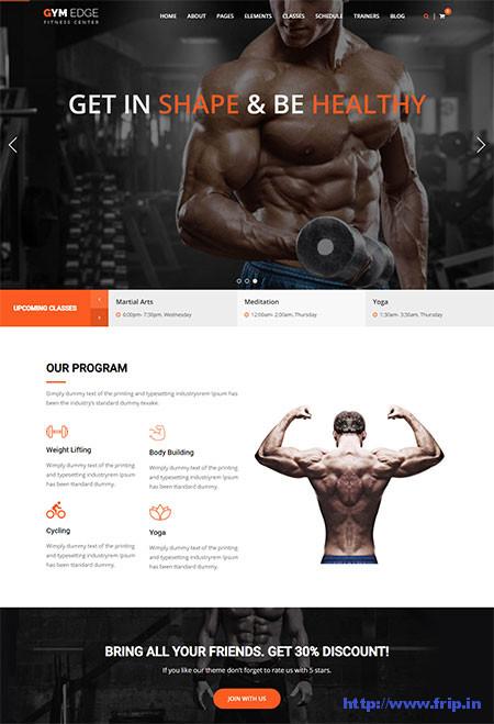 Gym-Edge-Fitness-WordPress-Theme