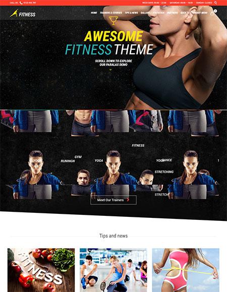 Gym-Fitness-WordPress-Theme