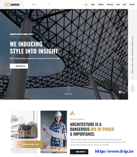 Habikon-Interior-Design-WordPress-Theme