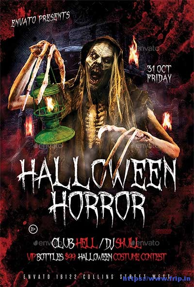 Halloween-Horror-Flyer-Template