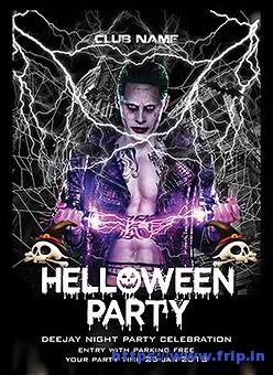 Halloween-Poster-Template