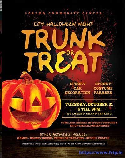 Halloween-Trunk-or-Treat-Flyer