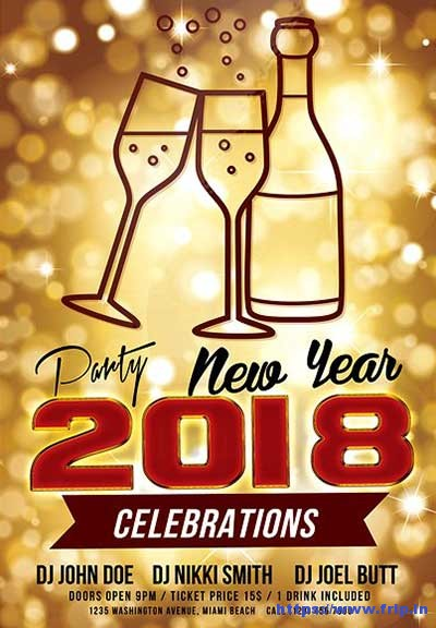 Happy-New-Year-Flyer