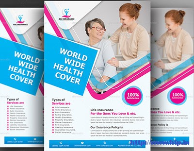 Health-Care-Insurance-Flyer