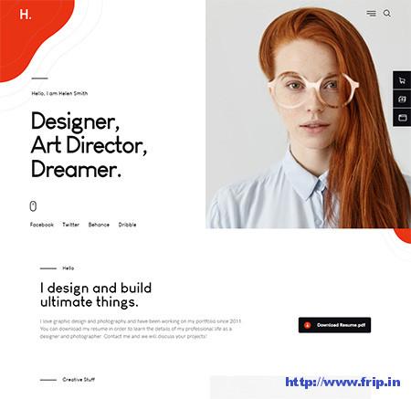Helion-Creative-Portfolio-WordPress-Theme