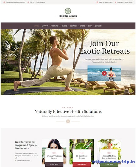 Holistic-Center-Wellness-&-Spa-Theme