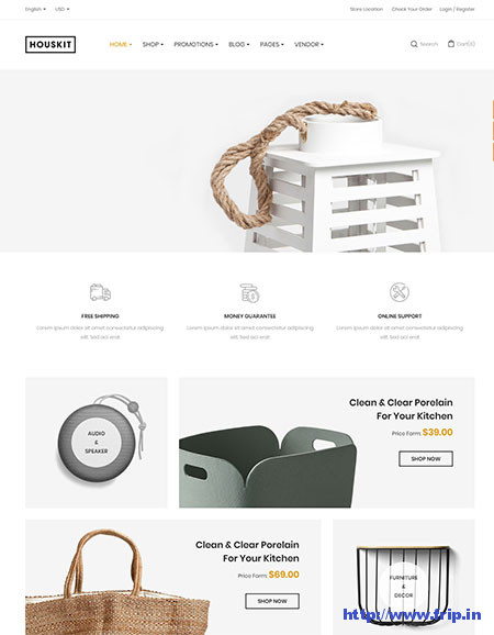 Houskit-Interior-Design-WordPress-Theme