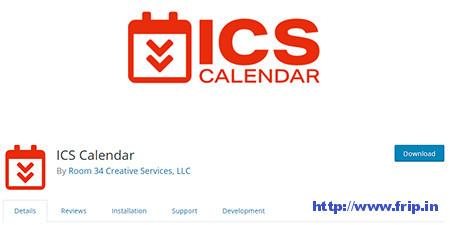 ICS-Calendar-Plugin