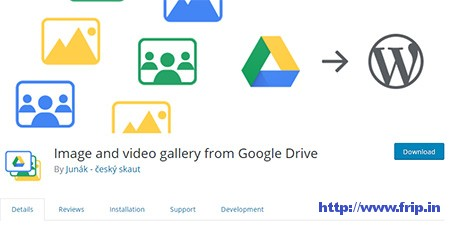 Image-&-Video-Gallery-From-Google-Drive