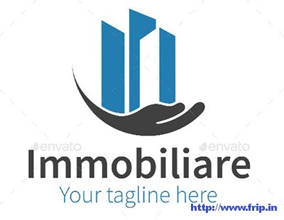 Immobiliare-Real-Estate-Logo-Template