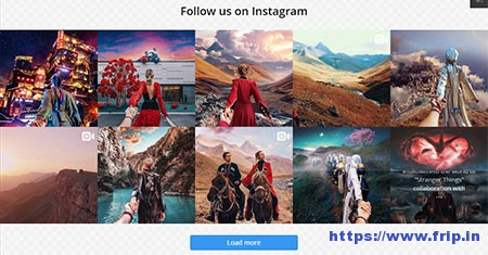 InstaShow-WordPress-Instagram-Gallery