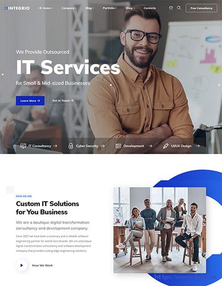 IT-Solutions-WordPress-Themes