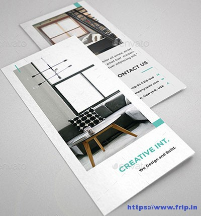 Interior-Design-Tri-Fold-Brochures