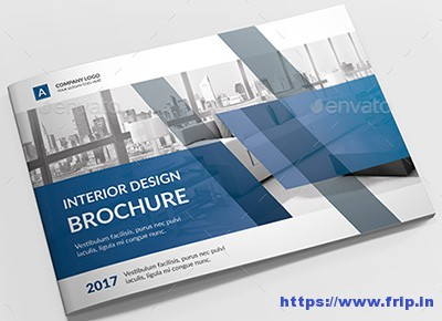 Interior-Design brochure
