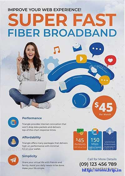Internet-Broadband-Flyer