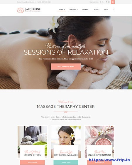 Jacqueline-Spa-&-Massage-Salon-Theme