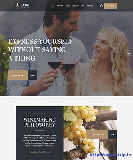 Jardi-Winery-WordPress-Theme