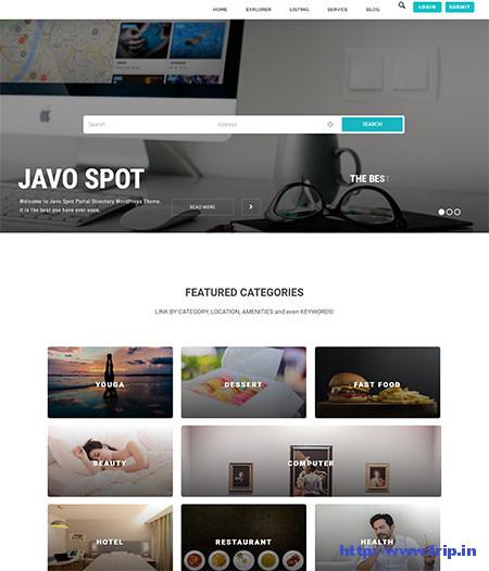 Javo-Spot-Multi-Purpose-Directory-WordPress-Theme