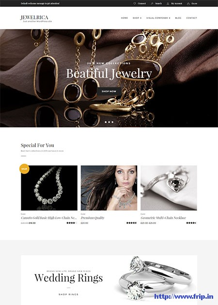 Jewelrica-eCommerce-WordPress-Theme