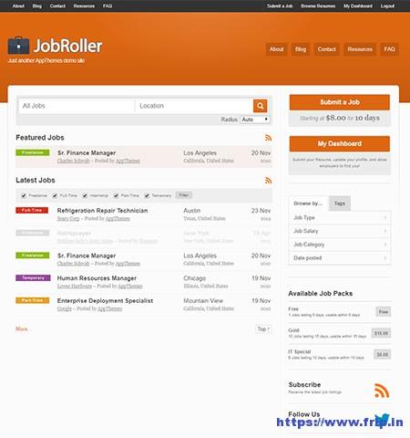 JobRoller-Job-Board-WordPress-Theme