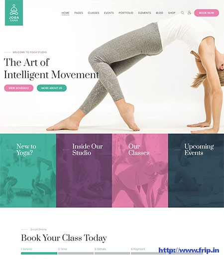 Jogasana-Yoga-WordPress-Theme