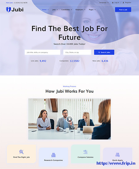 Jubi-Job-Board-HTML-Template