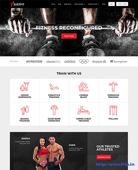 JustFit-Fitness-&-Health-Enthusiasts-Theme