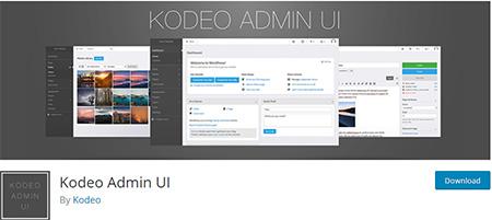 Kodeo-Admin-UI
