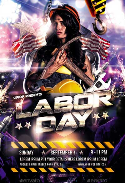 Labor-Day-Weekend-Event-Flyer
