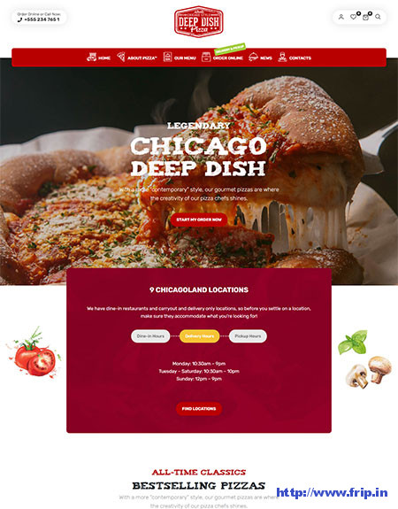 Lafka-Pizza-&-Food-Delivery-Theme