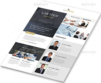 Law-Firm-Flyers