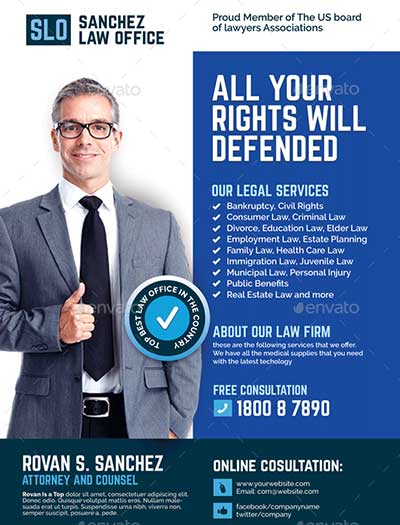 Law-Firm-and-Law-Office-Flyer